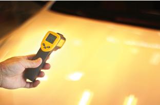 専用ブース & 温度管理 イメージ