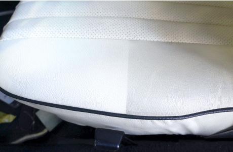 シートクリーニング イメージ
